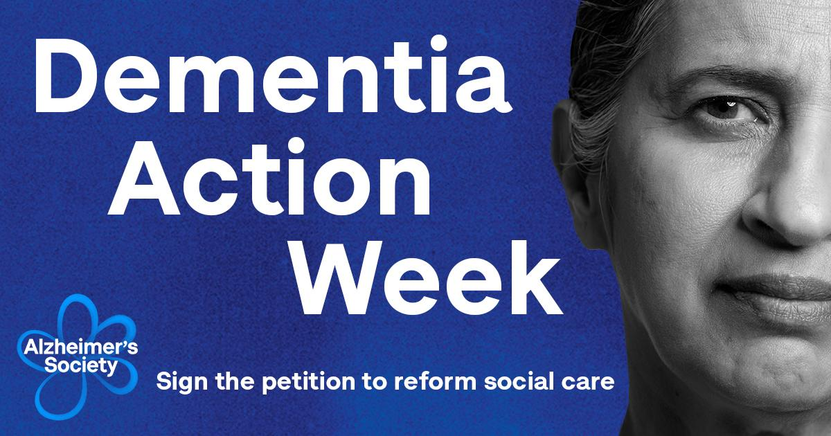 Join us for sessions for Dementia Action Week